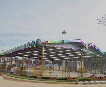 betway必威官网平台大型LED广告38